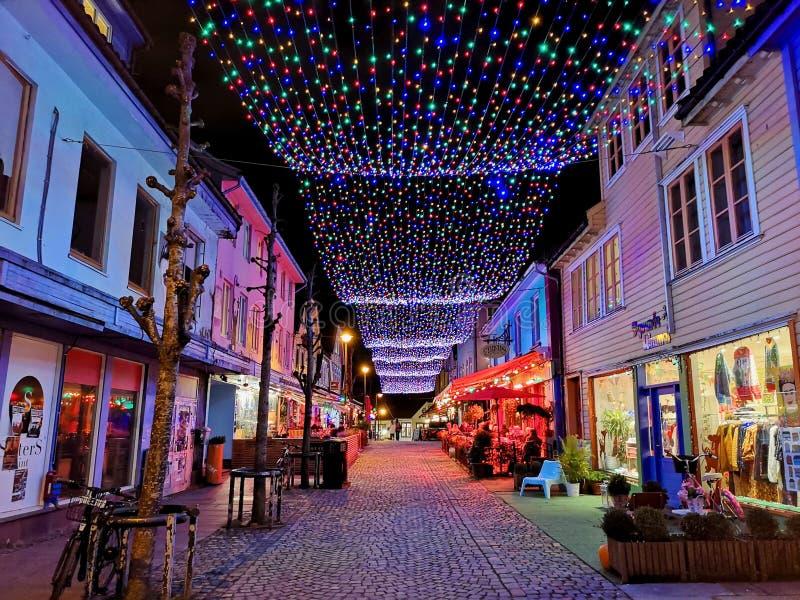 Stavanger, Norvegia fotografie stock