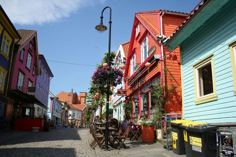 Download Stavanger streets editorial photography. Image of streets - 49713267