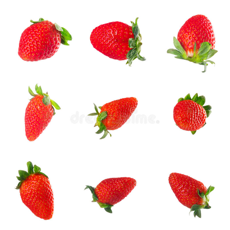 Stawberries obraz royalty free