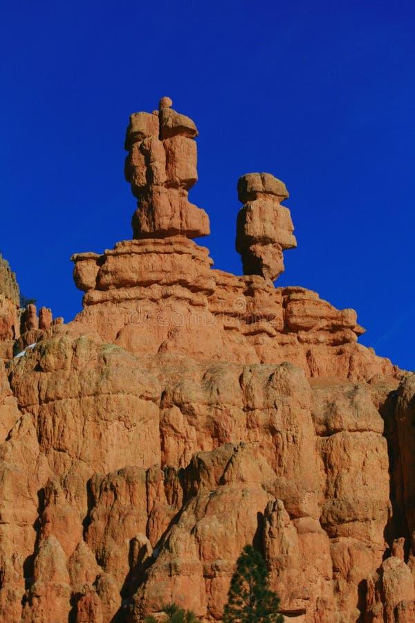 stawia czoło piaskowa fotografia stock