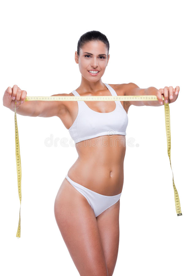 Stay fit! royalty free stock image