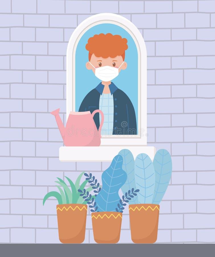 29+ Watering Plants Cartoon JPG