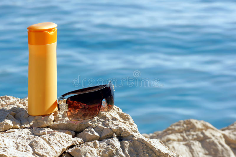 Stay In The Sun. Royalty Free Stock Image