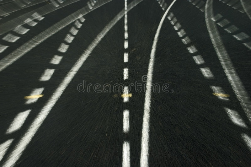 Stay on Track stock images