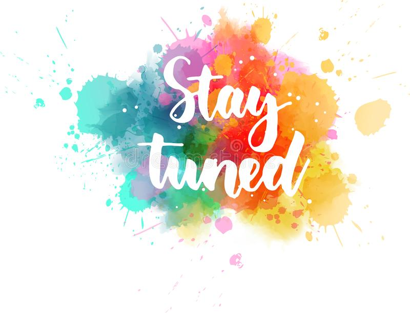 Stay Tuned | Blog photo, Stay tuned, Photo