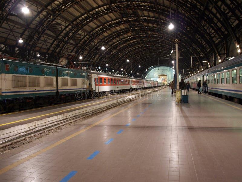 Stazione fotografia stock
