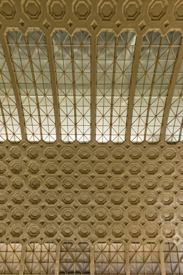 Stazione del sindacato di DC di Washington interna immagini stock