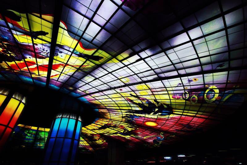 Stazione di Kaohsiung Formosa immagini stock libere da diritti