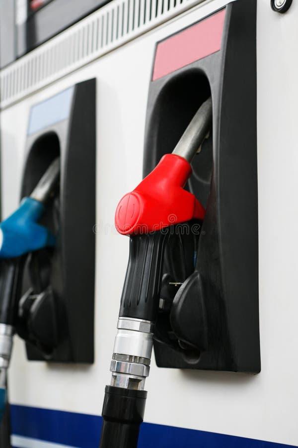 Stazione di servizio della benzina immagine stock
