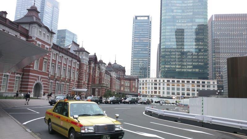 Stazione di Tokyo fotografia stock