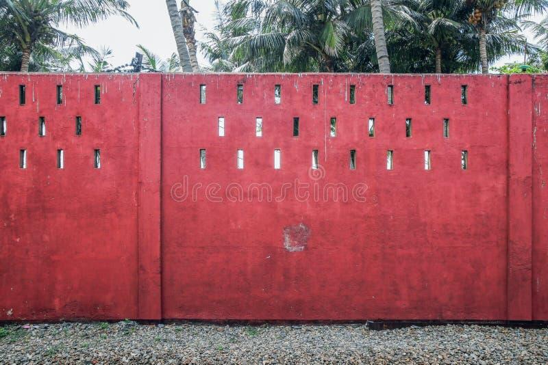 Stazione ferroviaria a Colombo immagini stock libere da diritti