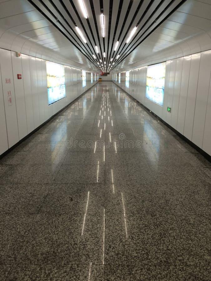 Stazione ferroviaria orientale di Canton fotografia stock libera da diritti