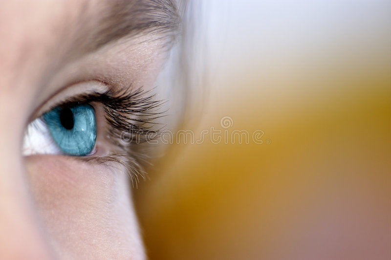 Steadfast sight in the future 3. royalty free stock images