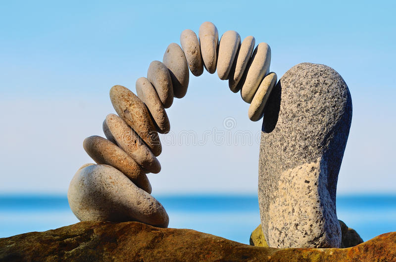 Download Steadiness stock photo. Image of boulder, cairn, pile - 39837778