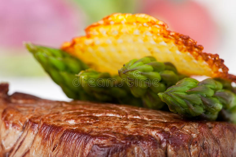 Steak stockfotografie