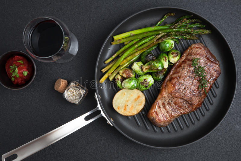 Steak Stock Photo. Image Of Brussels, Calories, Cellular