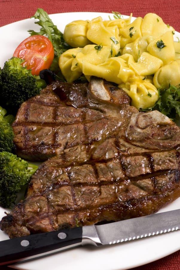 steak för porterhouse 006 arkivfoton