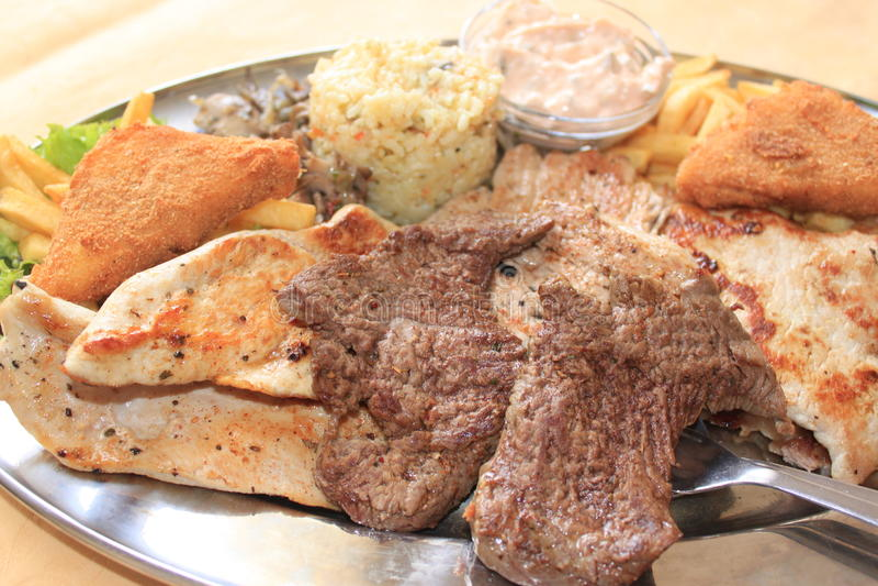 Download Steak dinner stock image. Image of delight, diner, beef - 30546753