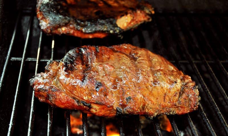 Steaks lizenzfreie stockbilder