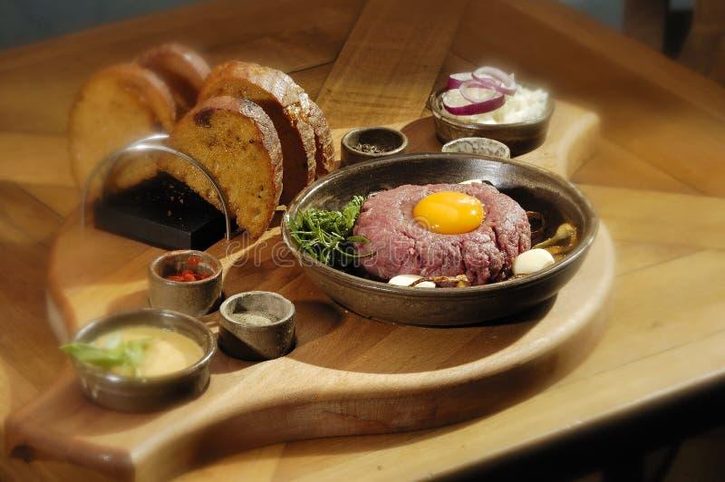 Steakweinstein stockbilder