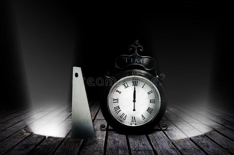 Stealing time stock photos