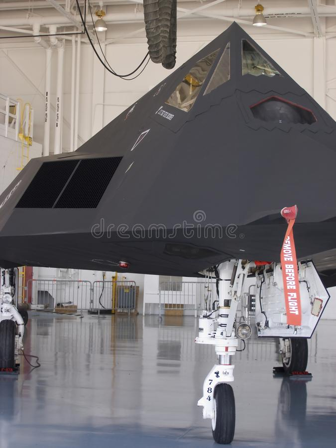 Free Stealth Fighter Royalty Free Stock Images - 12277929