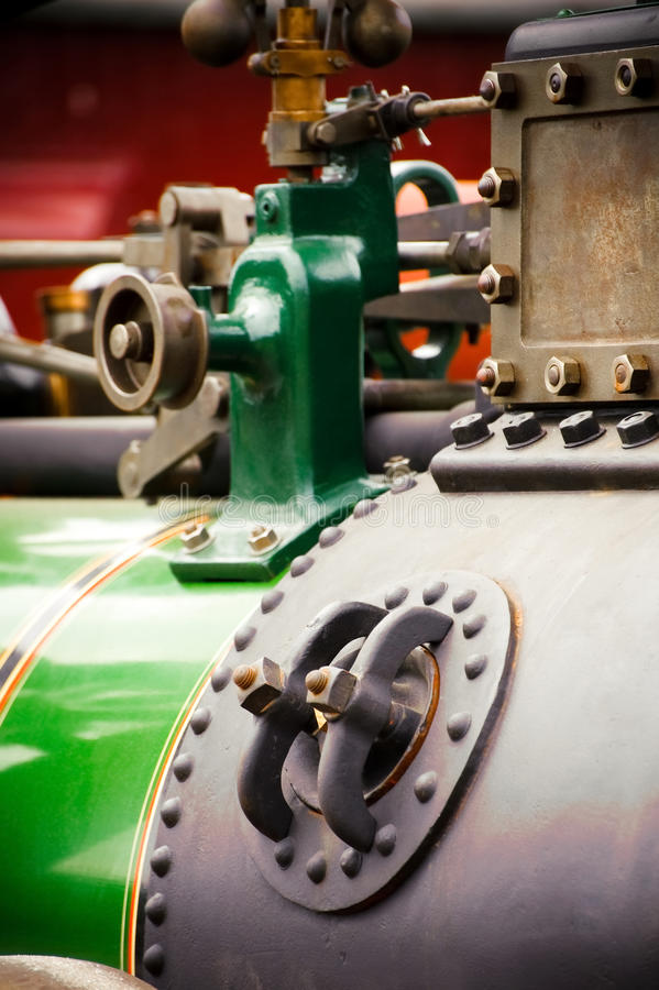 Free Steam Boiler Royalty Free Stock Photography - 14753507