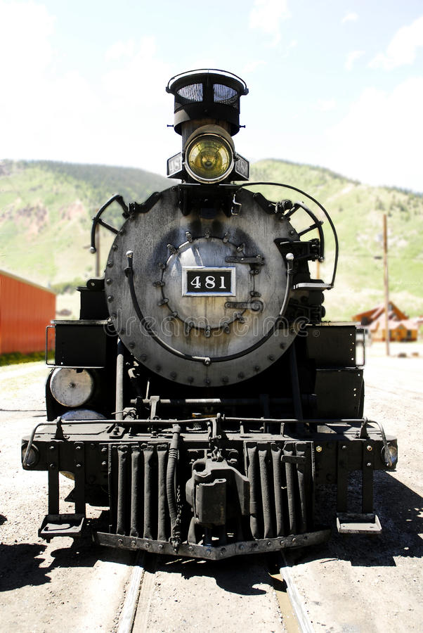 Steam Engine 481 royalty free stock photos