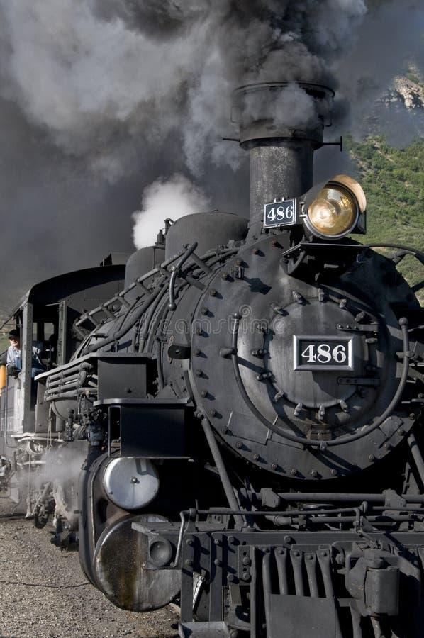 Download Steam engine stock image. Image of smoke, freight, locomotive - 5784007