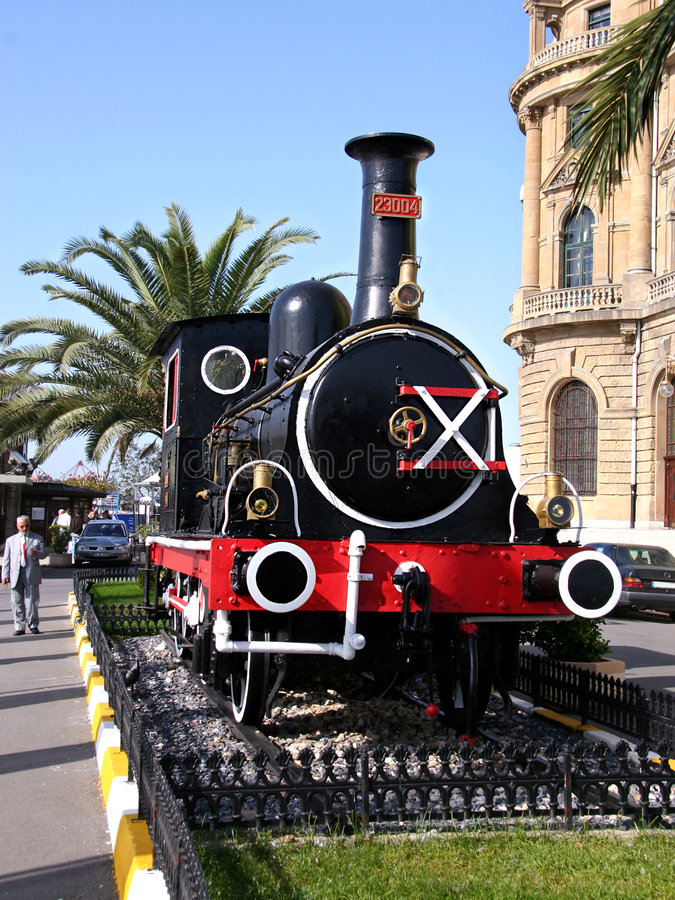 Download Steam engine stock photo. Image of haydarpasa, coal, nostalgia - 7770614