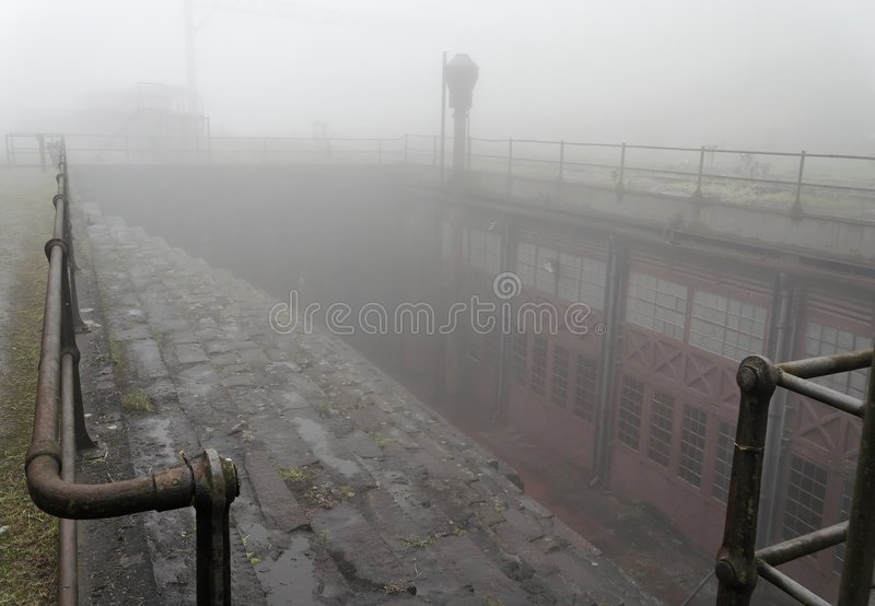 Download Steam Engine Funicular House Stock Photo - Image: 1336290
