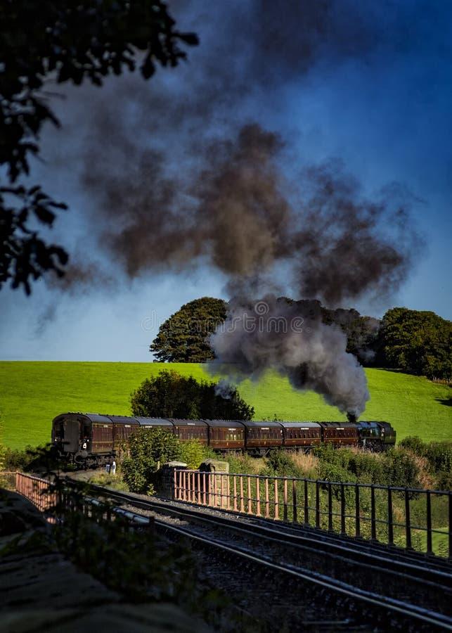 Steam Engine. stock photos