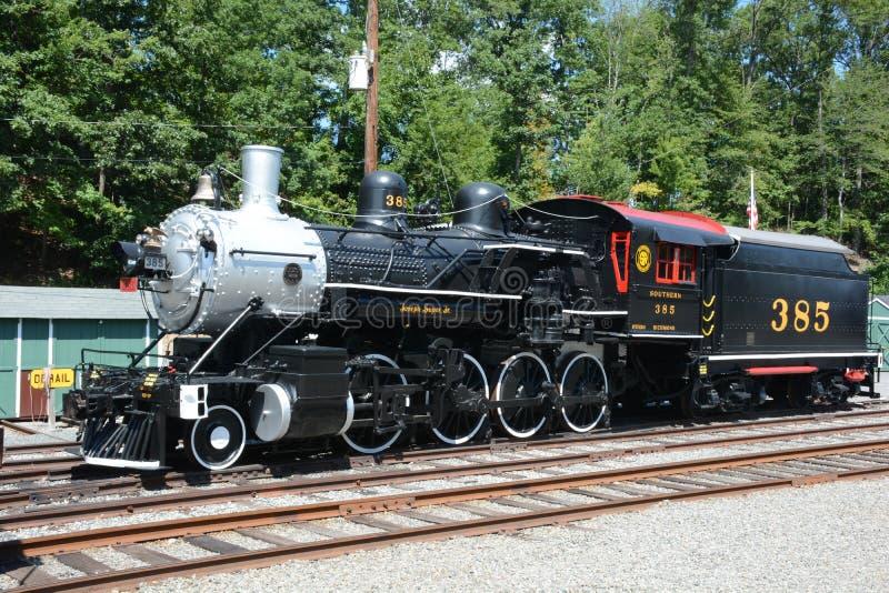Steam Engine stock image