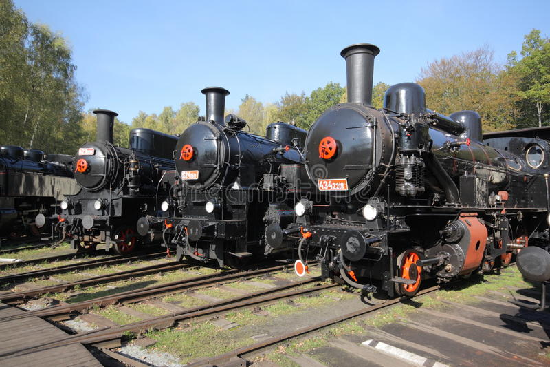 Download Steam-engines editorial stock photo. Image of engine - 21615508