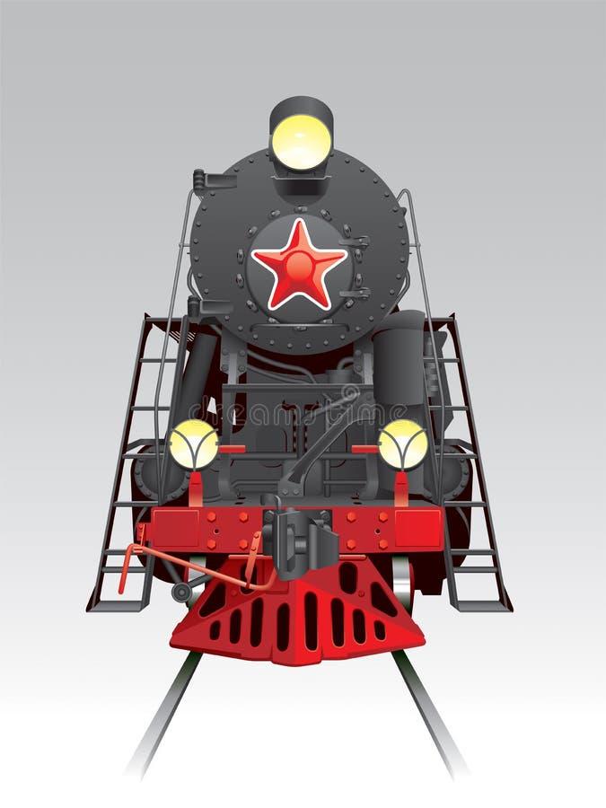 Download Steam locomotive stock vector. Illustration of coal, dirt - 13708988