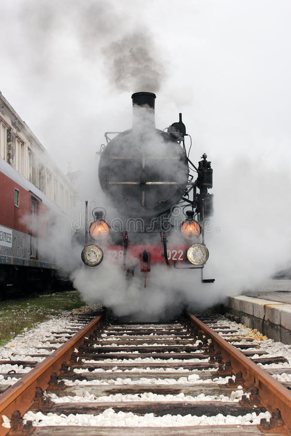 Free Steam Locomotive Stock Photography - 17749922