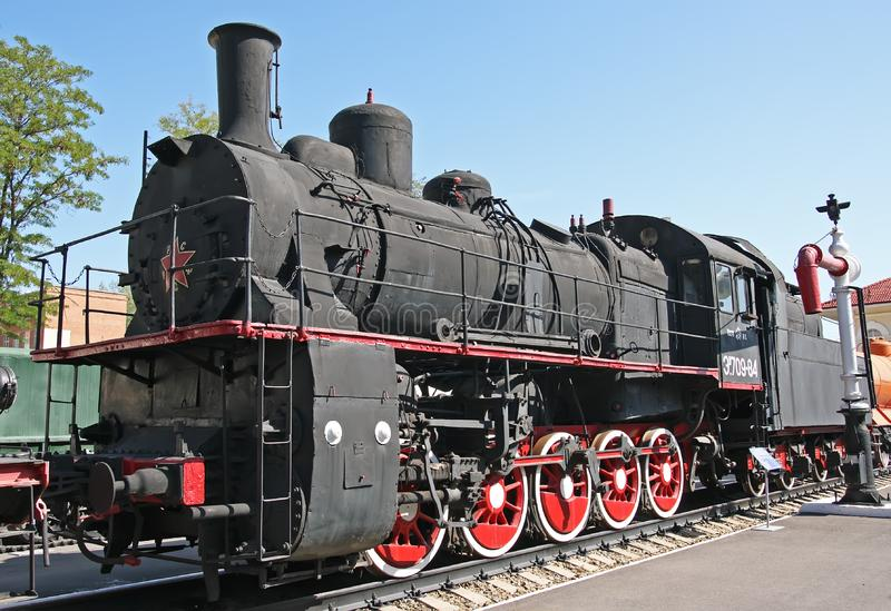 Steam locomotive stock photography