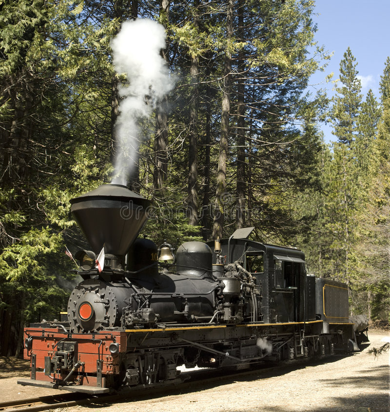 Free Steam Locomotive Royalty Free Stock Images - 5122379