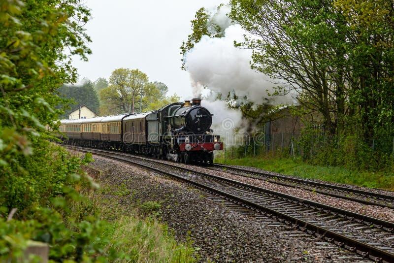 British Railways BR Standard Class 7 Number 70000 Britannia