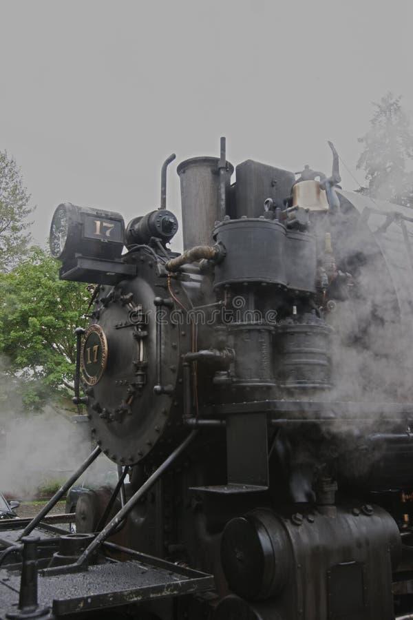 Steam Locomotive royalty free stock photo