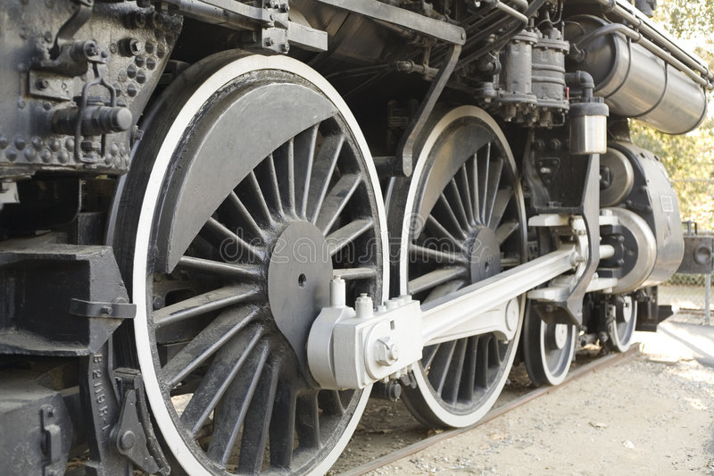 Download Steam locomotive wheels stock photo. Image of engines - 1794920