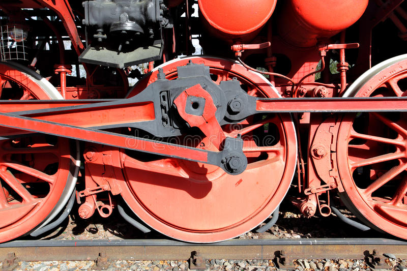 Download Steam locomotive wheels stock photo. Image of industry - 30967524