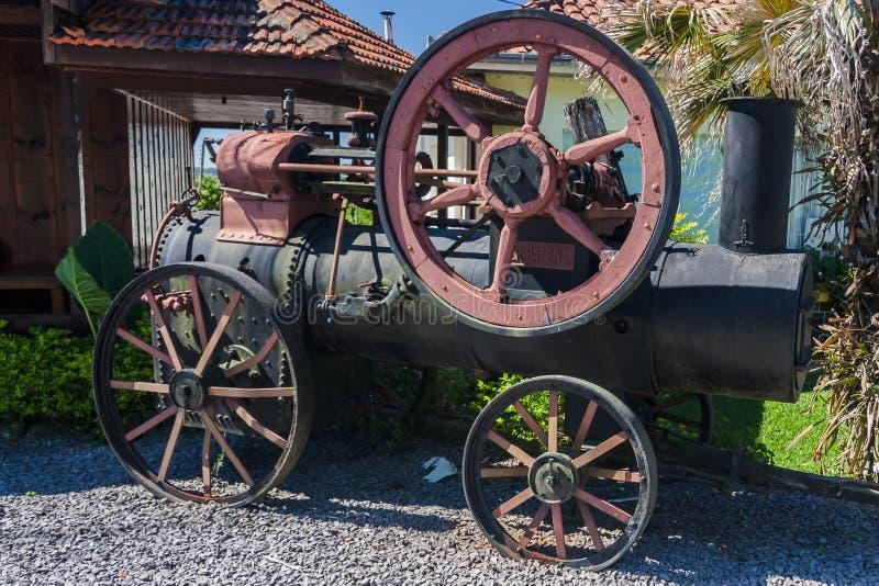 Steam Machine Royalty Free Stock Photo