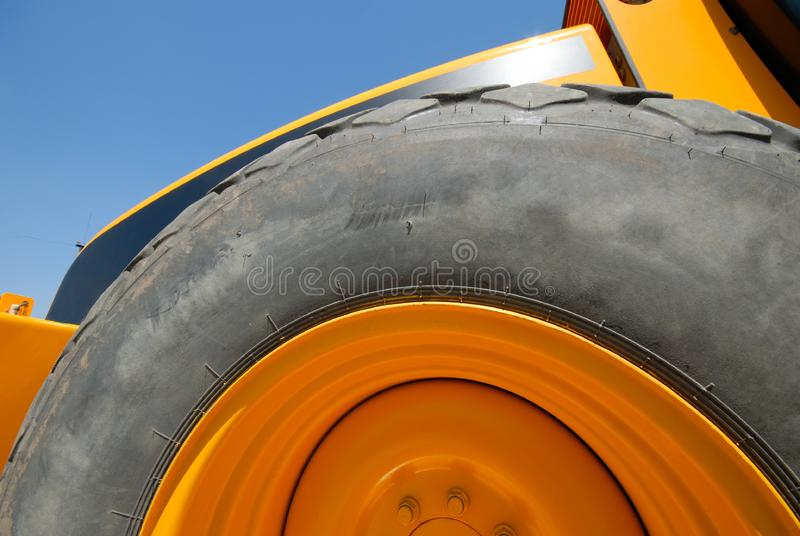 Download Steam-roller stock photo. Image of wheel, traces, deliver - 2837074