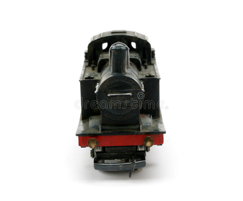Download Steam Shunter Engine Model Front Stock Photo - Image: 3680294