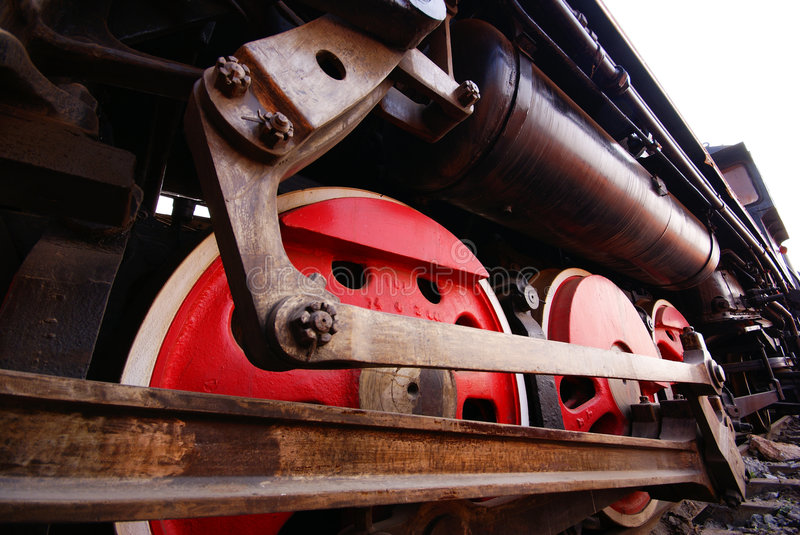 Download Steam train stock photo. Image of train, steel, pull, history - 7531190