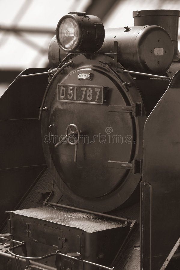 Free Steam Train Royalty Free Stock Photo - 950245