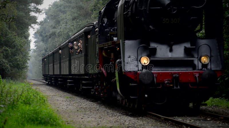 Steam train stock video footage