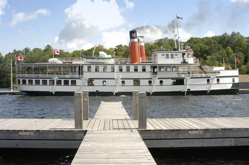 Steamboat fotos de stock