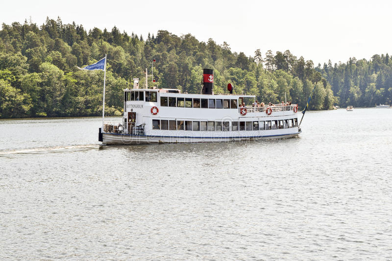 steamboat immagini stock libere da diritti